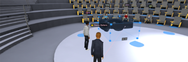 World's First Social VR Powered MOOC
